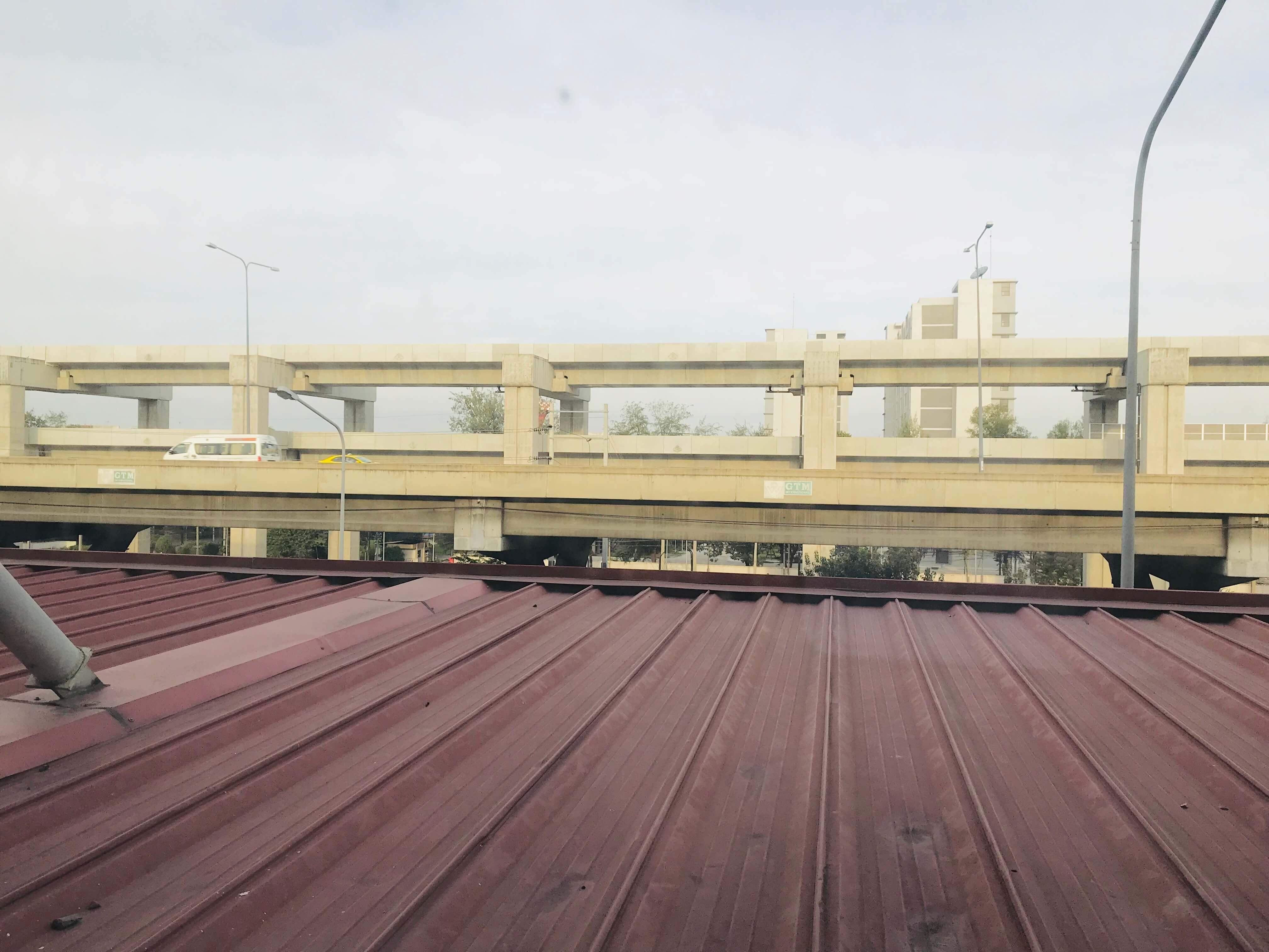 ドンムアン空港 仮眠