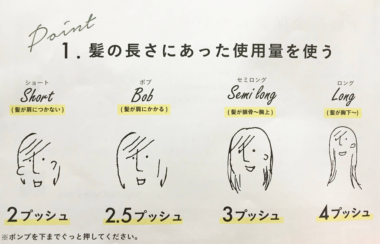 haru シャンプー 効果