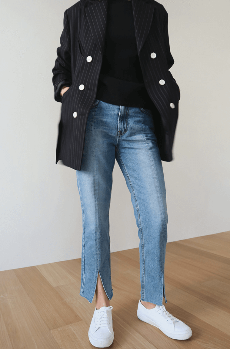 韓国 ファッション 40代